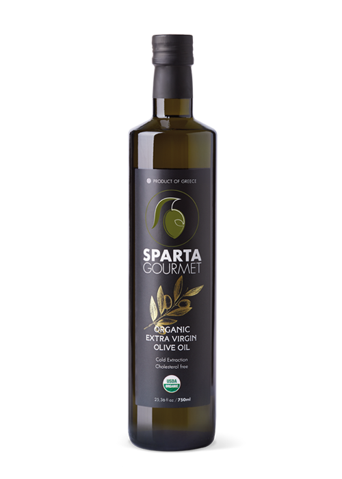 Organic Extra Virgin Olive Oil 750ml