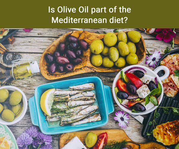 Sparta Gourme Q&As Mediteranean Diet